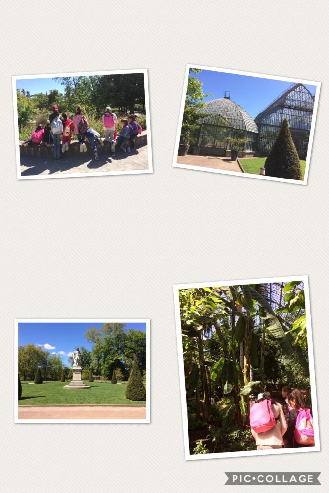 Journée au Parc
